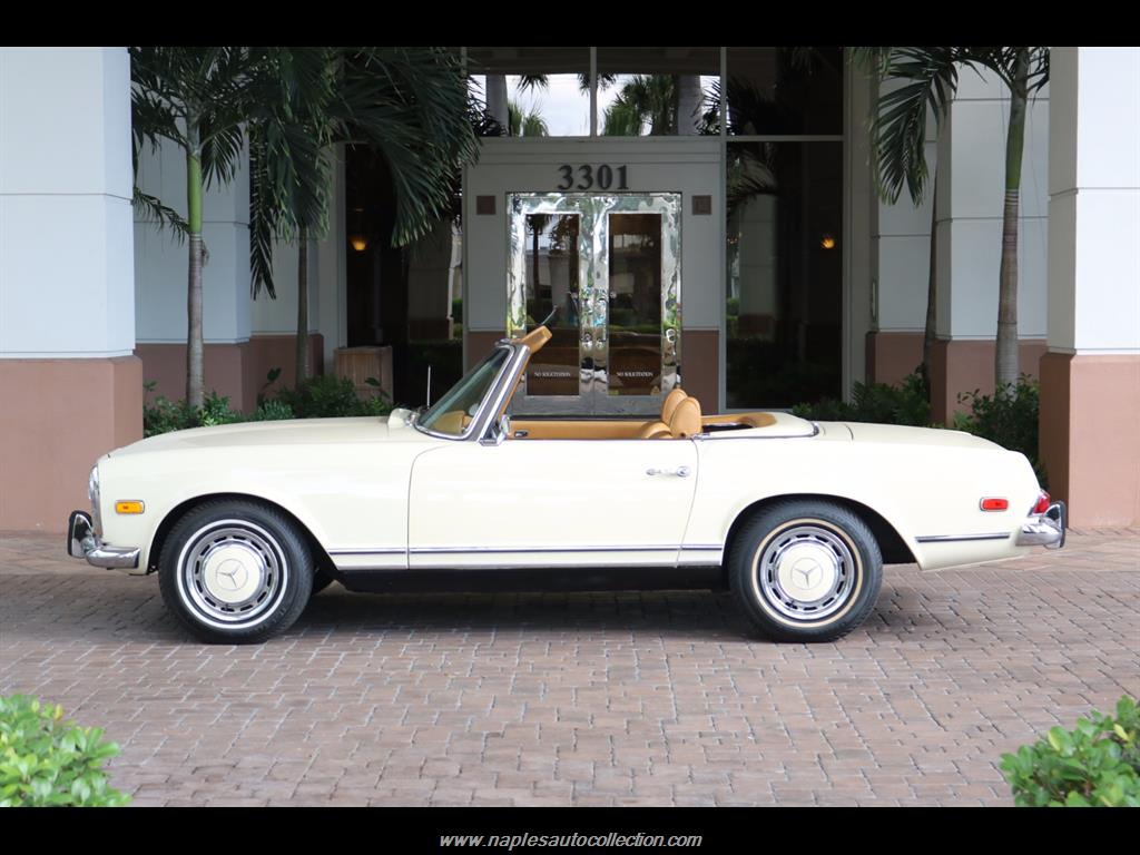 1969 Mercedes-Benz 280SL 280SL - Photo 5 - Fort Myers, FL 33967