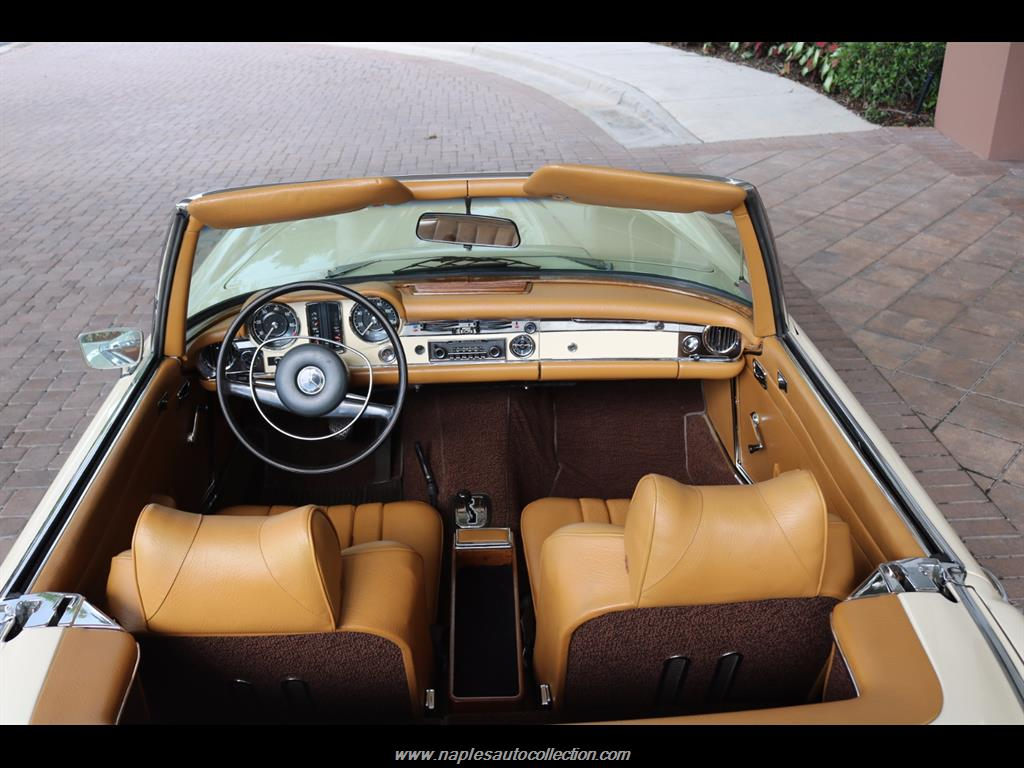 1969 Mercedes-Benz 280SL 280SL - Photo 15 - Fort Myers, FL 33967