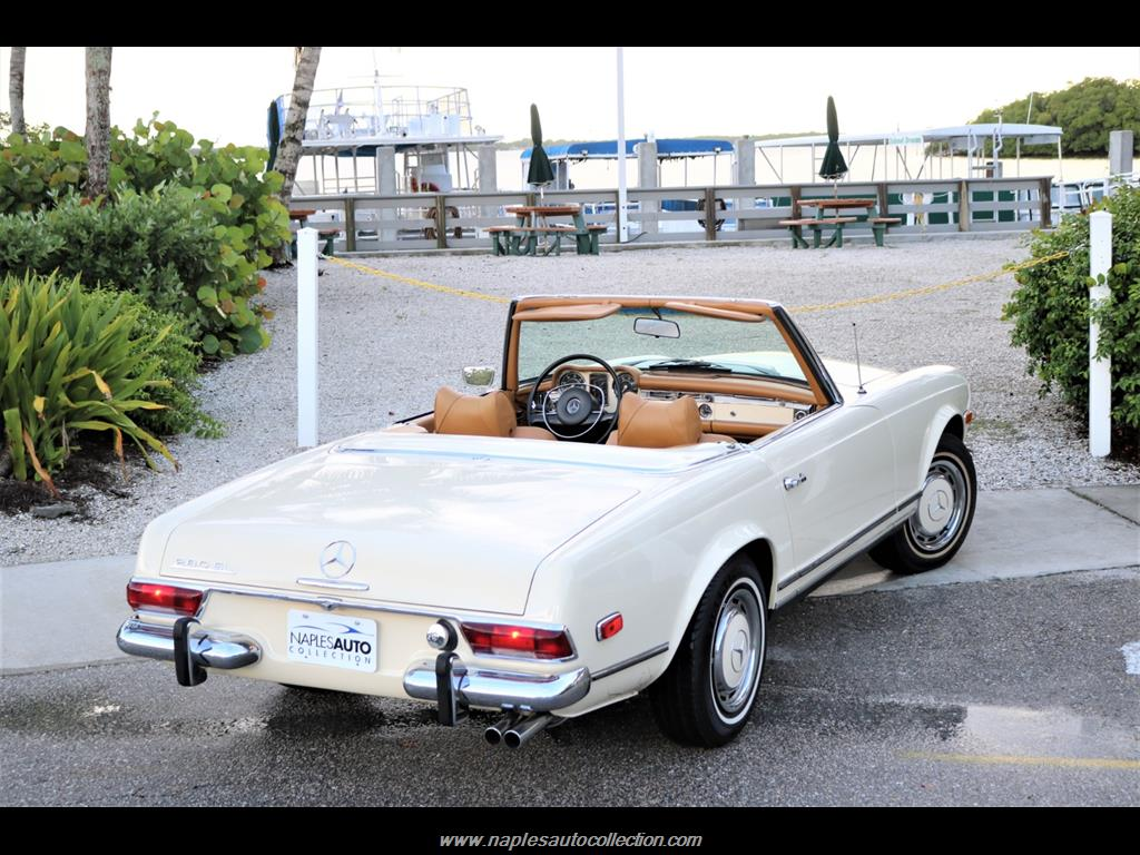 1969 Mercedes-Benz 280SL 280SL - Photo 4 - Fort Myers, FL 33967