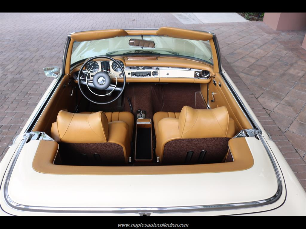 1969 Mercedes-Benz 280SL 280SL - Photo 13 - Fort Myers, FL 33967