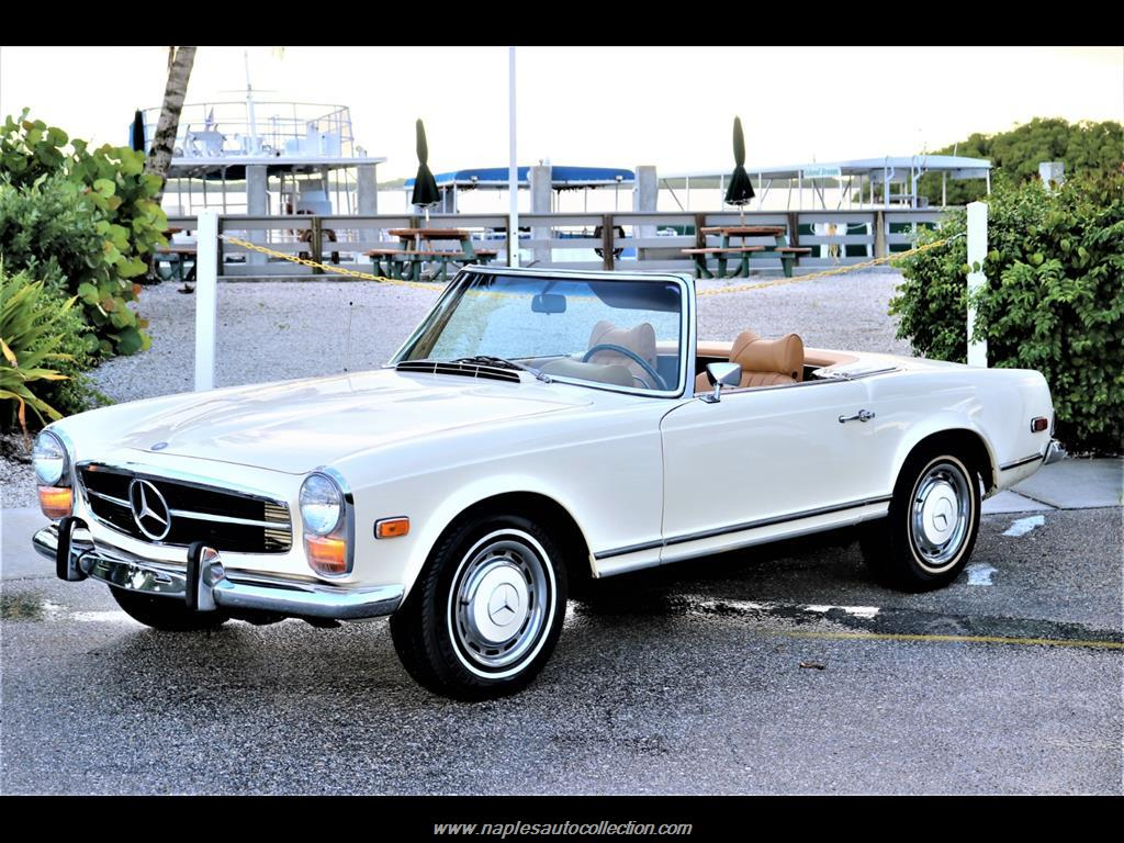 1969 Mercedes-Benz 280SL 280SL - Photo 1 - Fort Myers, FL 33967