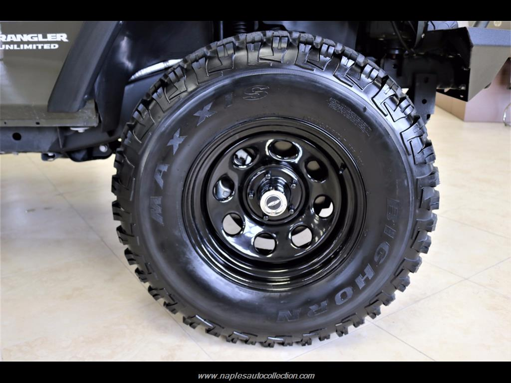 2016 Jeep Wrangler Unlimited Sport - Photo 14 - Fort Myers, FL 33967