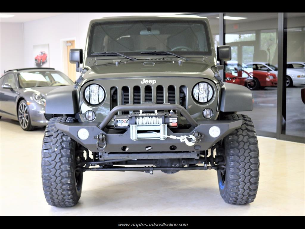 2016 Jeep Wrangler Unlimited Sport - Photo 7 - Fort Myers, FL 33967