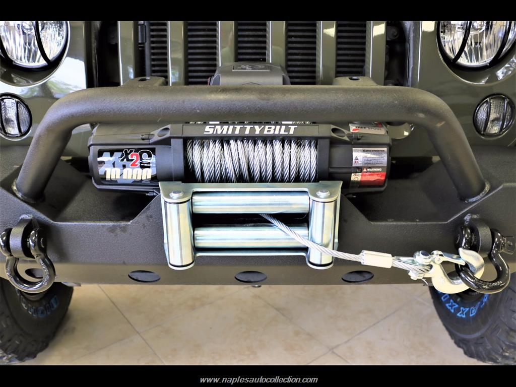 2016 Jeep Wrangler Unlimited Sport - Photo 16 - Fort Myers, FL 33967