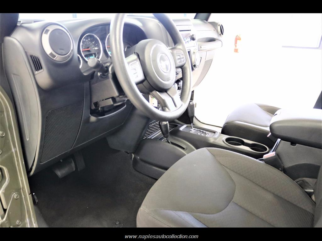2016 Jeep Wrangler Unlimited Sport - Photo 33 - Fort Myers, FL 33967