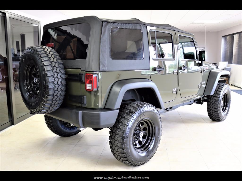 2016 Jeep Wrangler Unlimited Sport - Photo 9 - Fort Myers, FL 33967