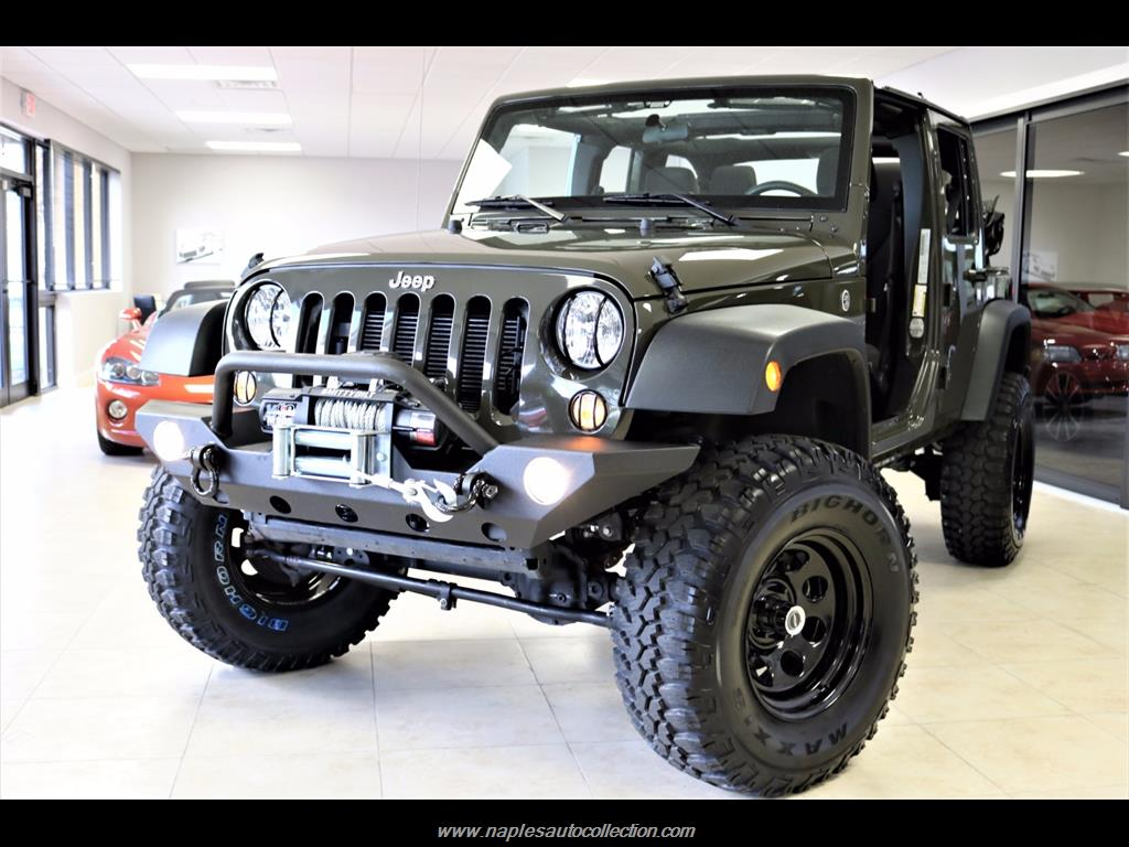 2016 Jeep Wrangler Unlimited Sport - Photo 23 - Fort Myers, FL 33967