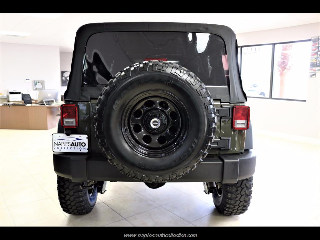 2016 Jeep Wrangler Unlimited Sport - Photo 10 - Fort Myers, FL 33967