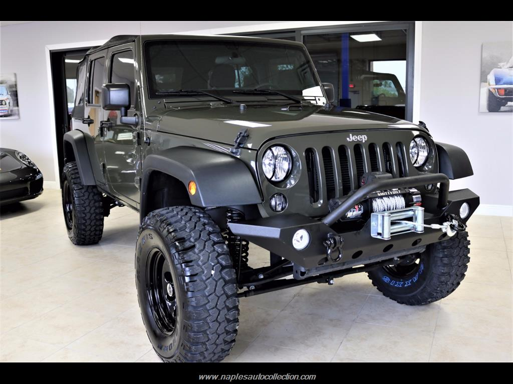 2016 Jeep Wrangler Unlimited Sport - Photo 8 - Fort Myers, FL 33967