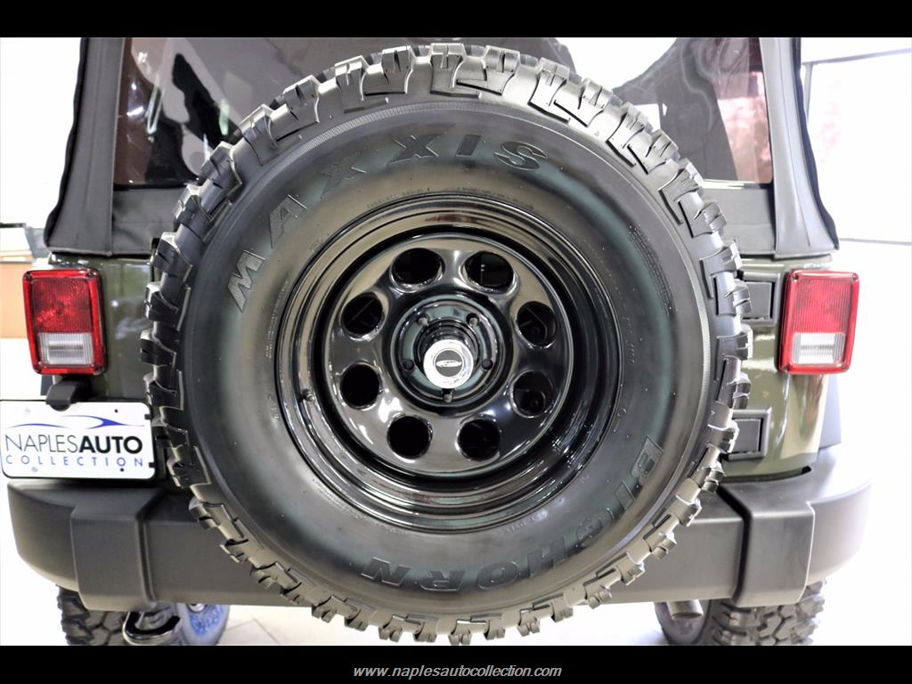 2016 Jeep Wrangler Unlimited Sport - Photo 11 - Fort Myers, FL 33967