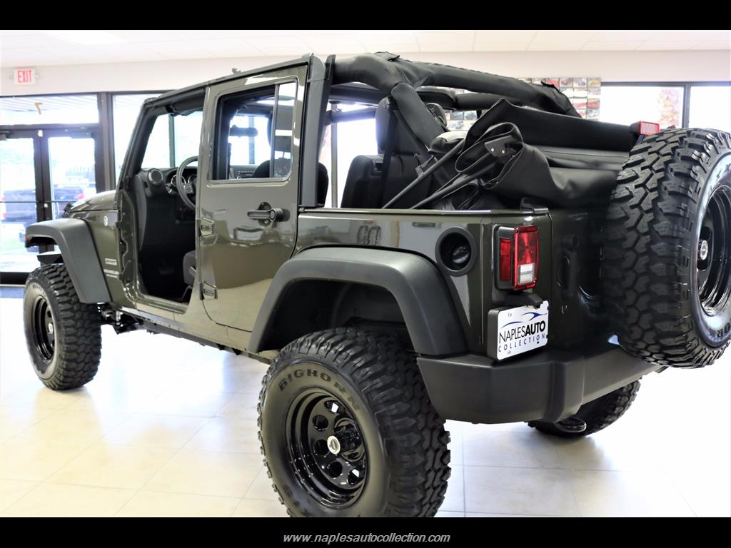 2016 Jeep Wrangler Unlimited Sport - Photo 29 - Fort Myers, FL 33967