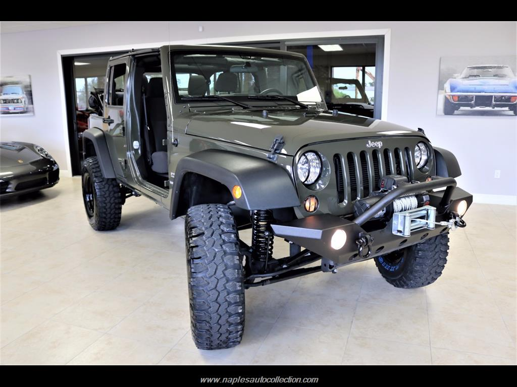 2016 Jeep Wrangler Unlimited Sport - Photo 24 - Fort Myers, FL 33967