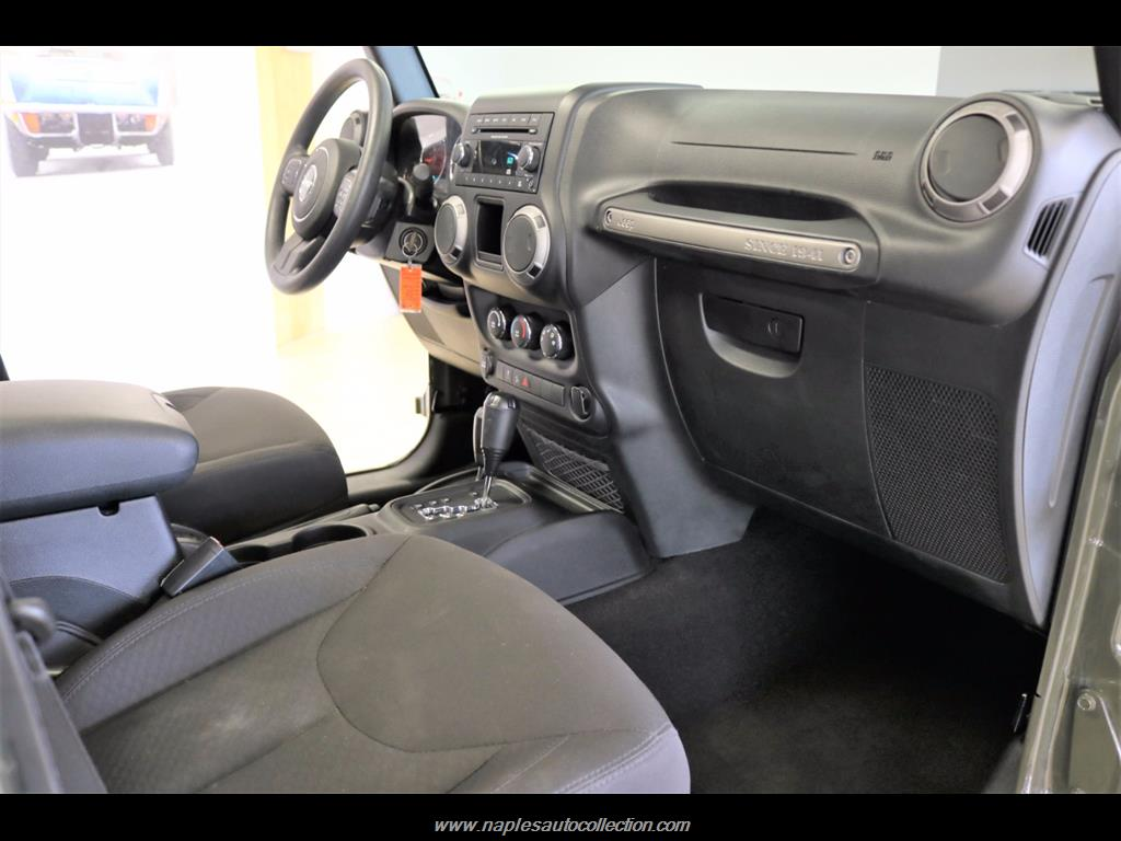 2016 Jeep Wrangler Unlimited Sport - Photo 34 - Fort Myers, FL 33967