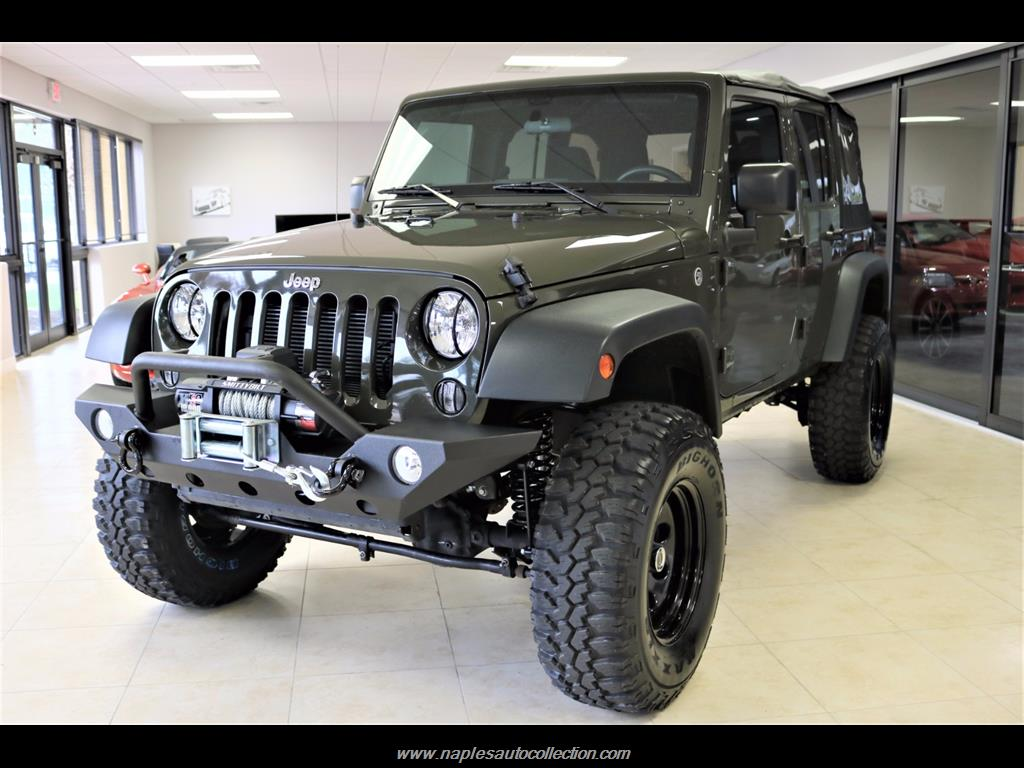 2016 Jeep Wrangler Unlimited Sport - Photo 6 - Fort Myers, FL 33967