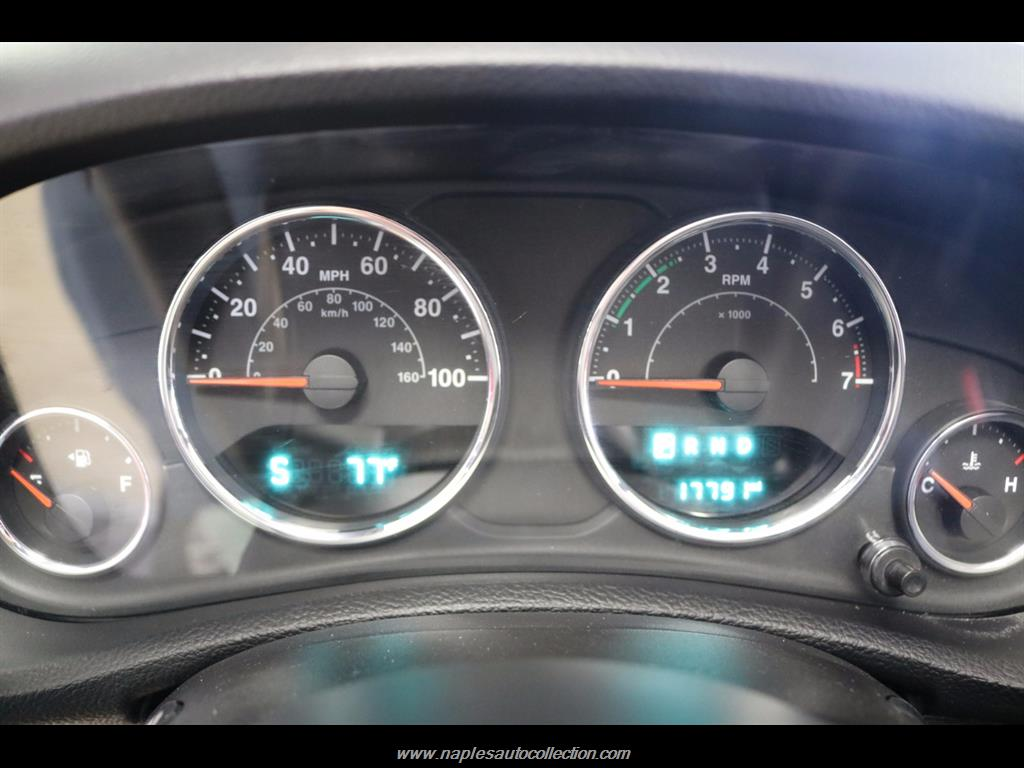 2016 Jeep Wrangler Unlimited Sport - Photo 32 - Fort Myers, FL 33967