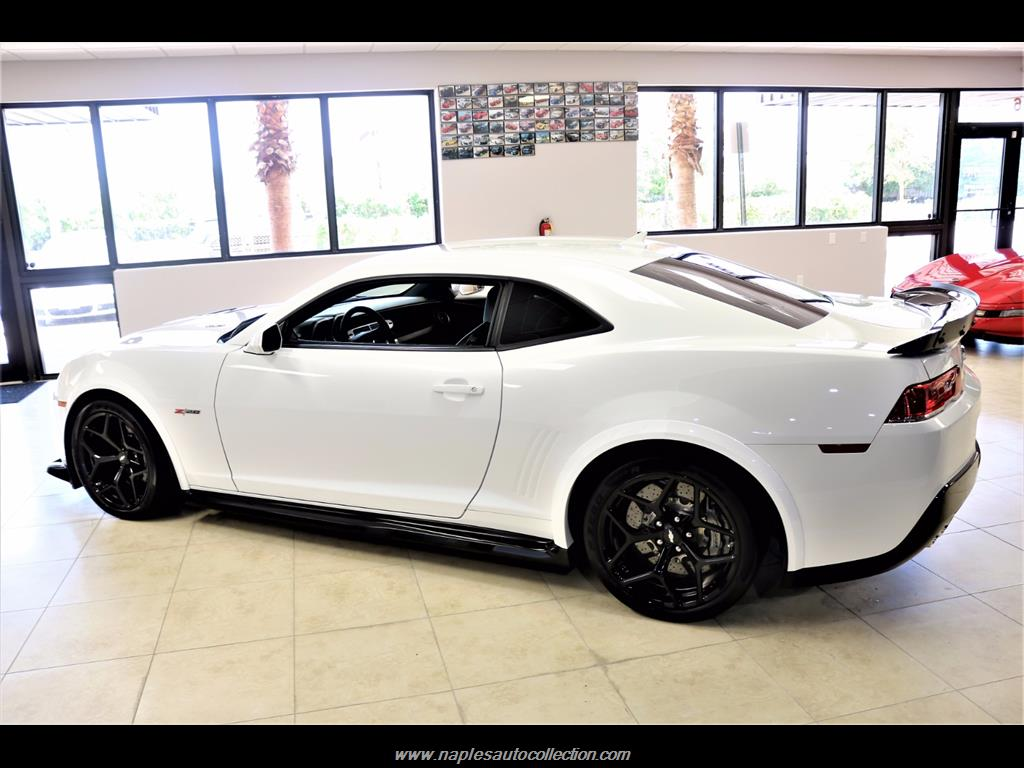 2014 chevrolet camaro z28 for sale in naples fl stock 699069. Black Bedroom Furniture Sets. Home Design Ideas