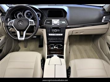 2014 Mercedes-Benz E 350 Convertible