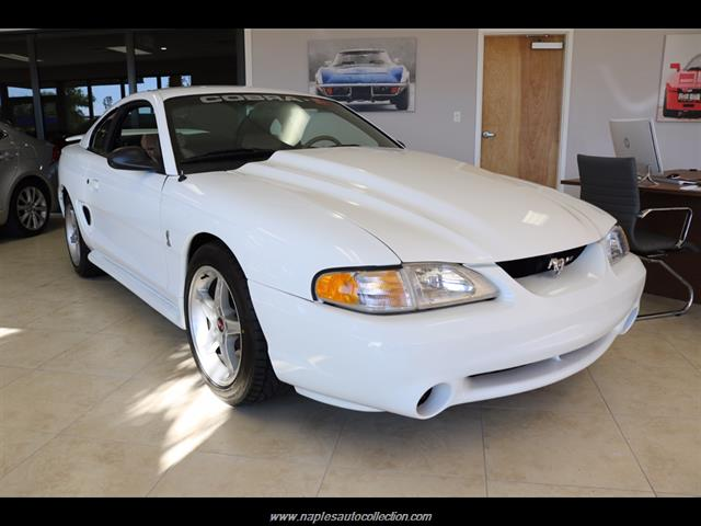 1995 ford mustang svt cobra r for sale in naples fl stock 213678. Black Bedroom Furniture Sets. Home Design Ideas