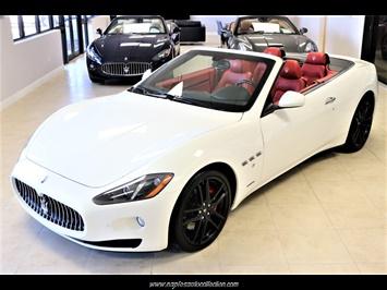 2015 Maserati Gran Turismo Convertible