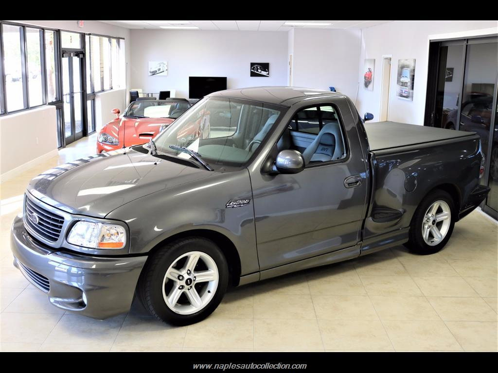 2004 ford f 150 svt lightning photo 3 fort myers fl 33967