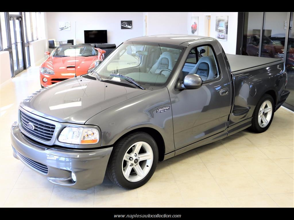 2004 ford f 150 svt lightning for sale in naples fl stock a48219