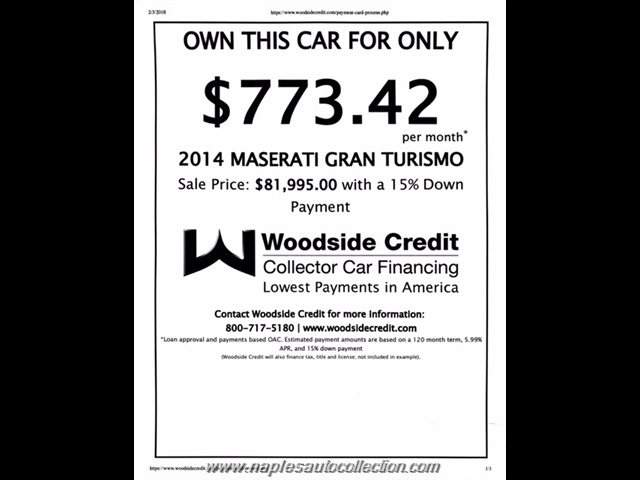 2014 Maserati Gran Turismo - Photo 48 - Fort Myers, FL 33967
