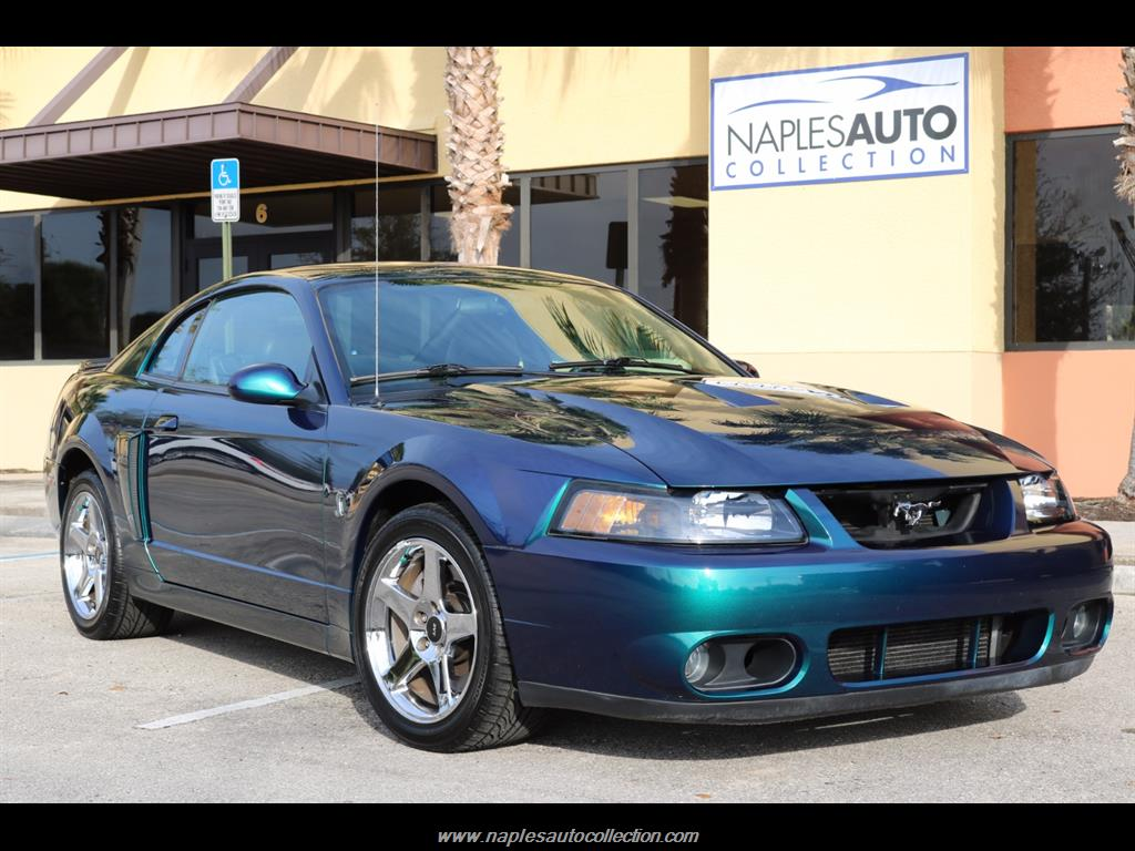 2004 ford mustang svt cobra svt photo 1 fort myers fl 33967