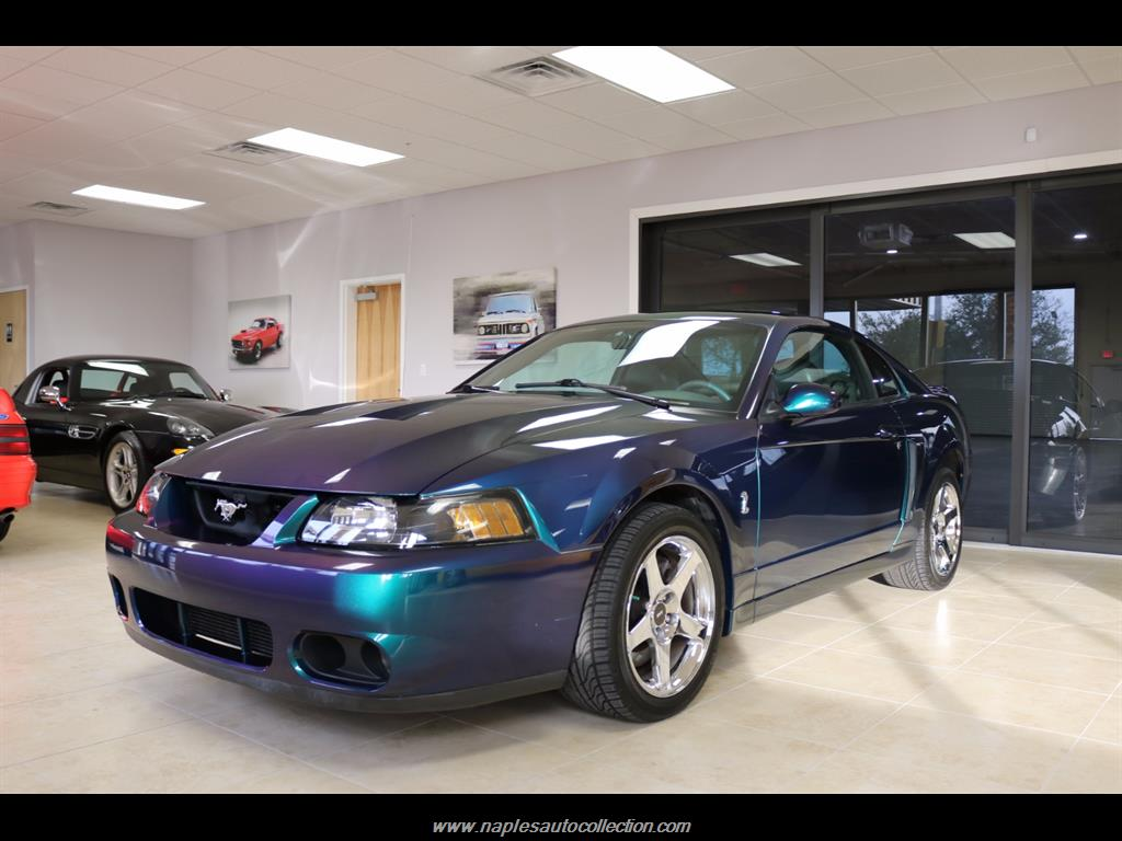 2004 ford mustang svt cobra svt photo 3 fort myers fl 33967