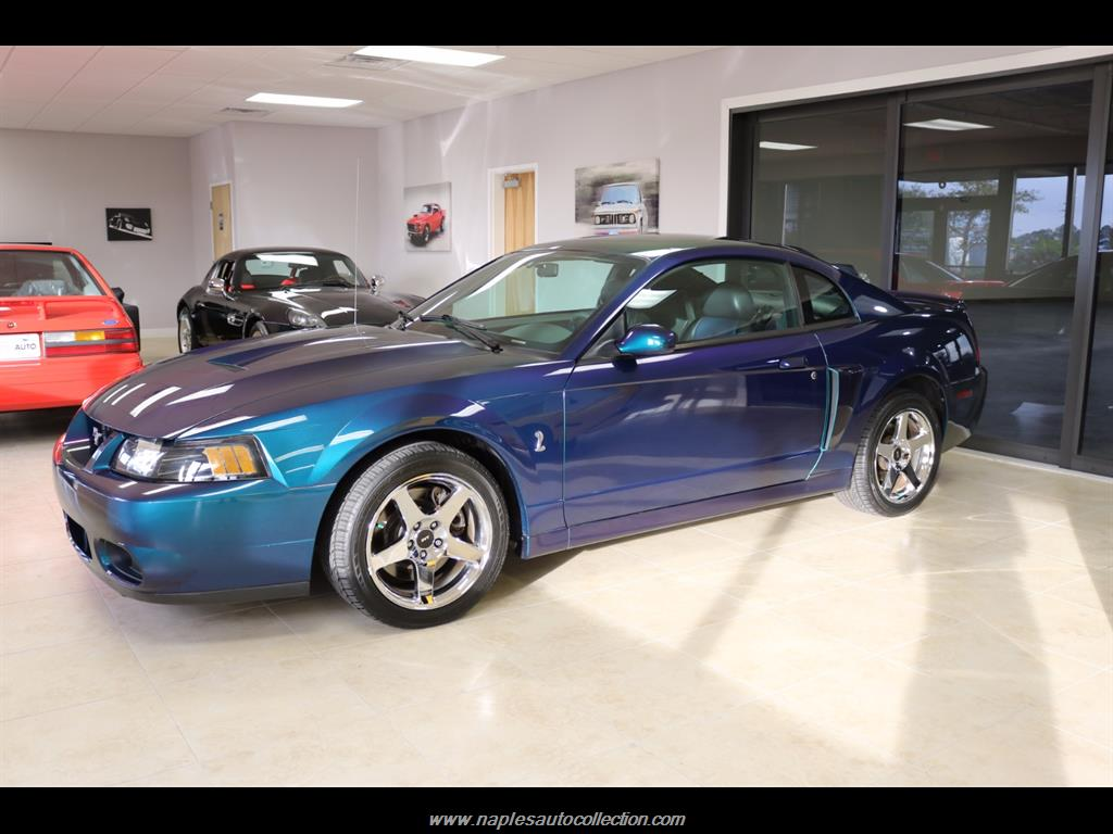2004 ford mustang svt cobra svt photo 4 fort myers fl 33967