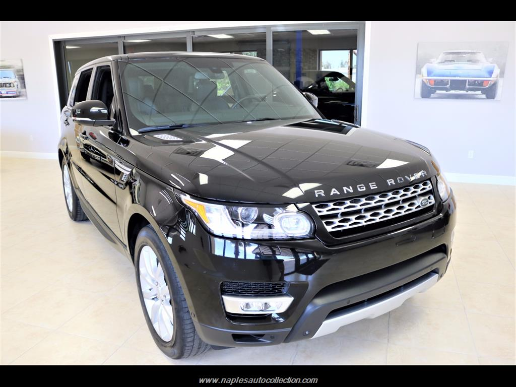 2014 Land Rover Range Rover Sport HSE - Photo 4 - Fort Myers, FL 33967