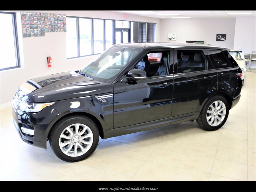 2014 Land Rover Range Rover Sport HSE - Photo 1 - Fort Myers, FL 33967
