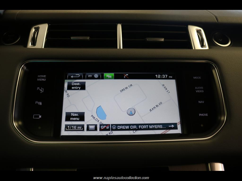 2014 Land Rover Range Rover Sport HSE - Photo 26 - Fort Myers, FL 33967