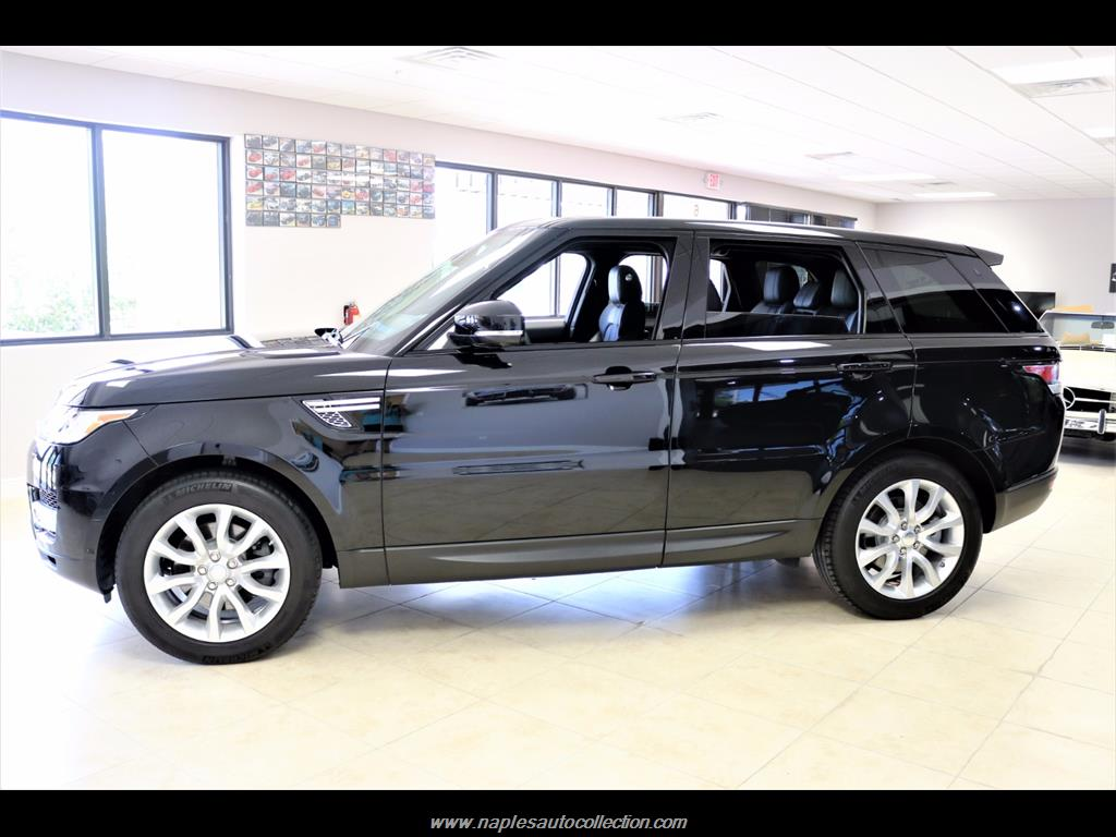 2014 Land Rover Range Rover Sport HSE - Photo 9 - Fort Myers, FL 33967