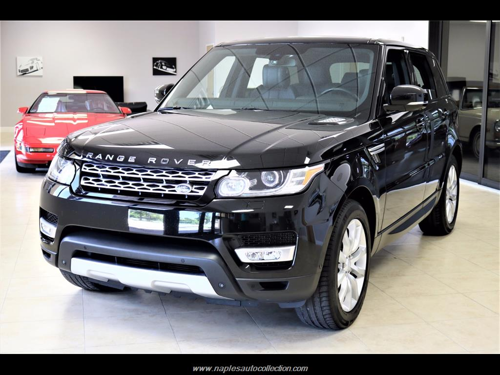 2014 Land Rover Range Rover Sport HSE - Photo 2 - Fort Myers, FL 33967