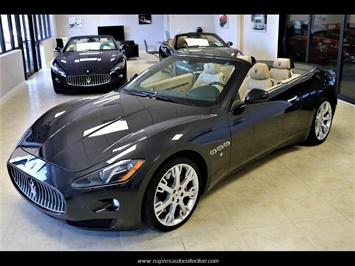2014 Maserati Gran Turismo Convertible
