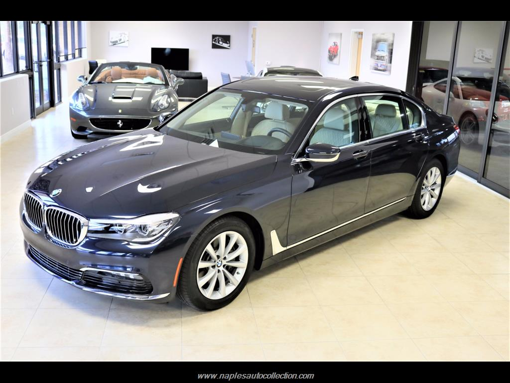 2016 BMW 740i - Photo 1 - Fort Myers, FL 33967
