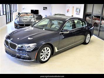 2016 BMW 740i Sedan