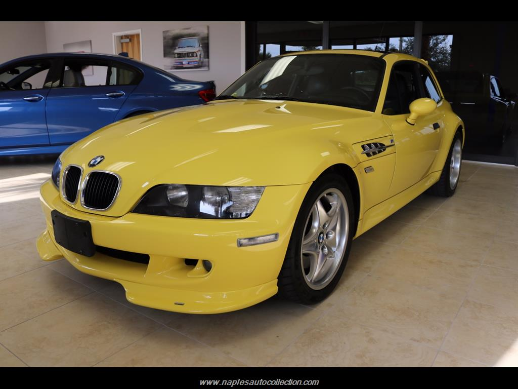 1999 BMW M Coupe for sale in Naples, FL | Stock #: C60989