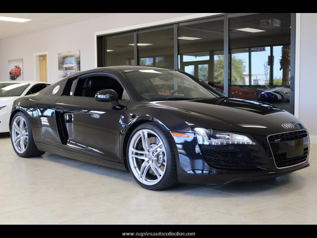 2008 audi r8 quattro for  in fort myers, fl | stock #: 004821
