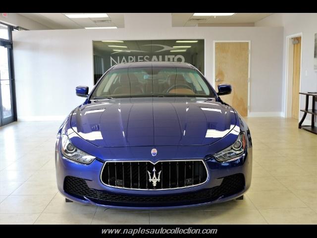 Maserati Ghibli Price >> 2015 Maserati Ghibli S Q4 for sale in Naples, FL | Stock ...