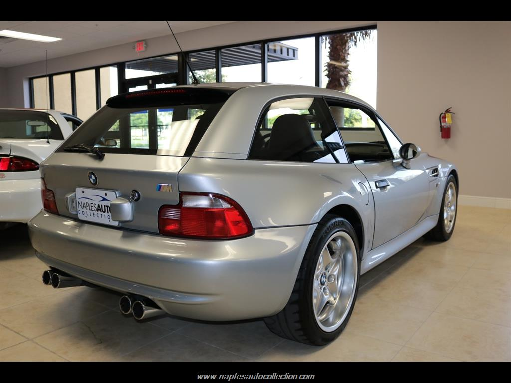 1999 BMW M Coupe for sale in Naples, FL | Stock #: C61021
