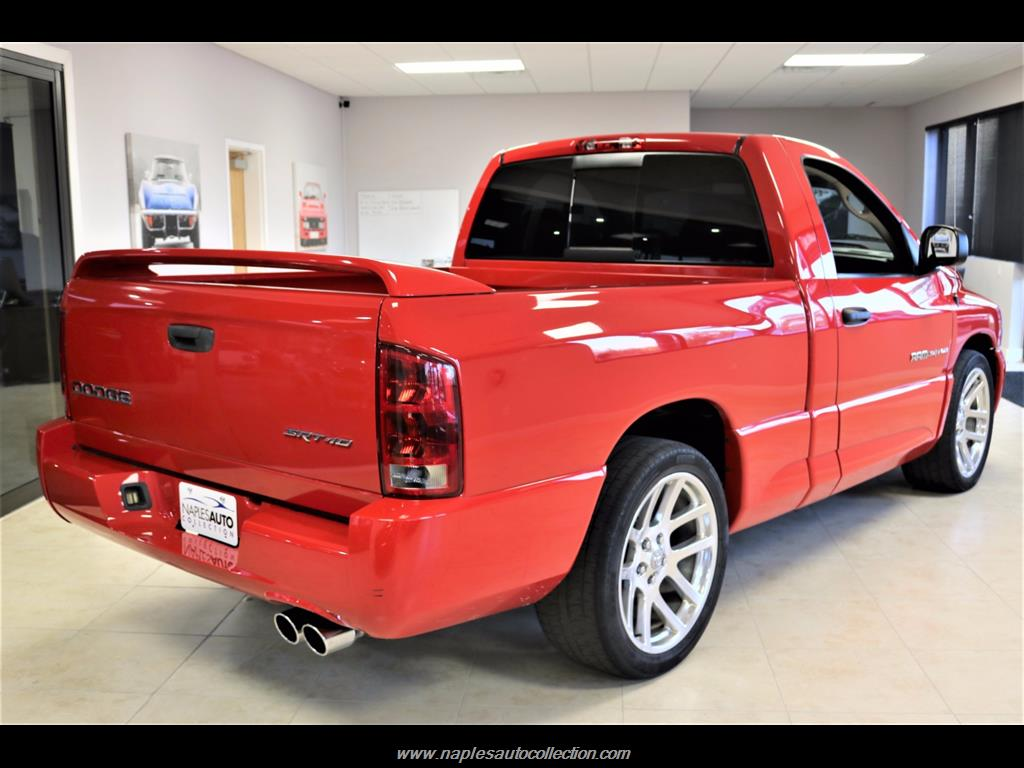 2004 Dodge Ram Pickup 1500 SRT-10 2dr Regular Cab - Photo 7 - Fort Myers, FL 33967