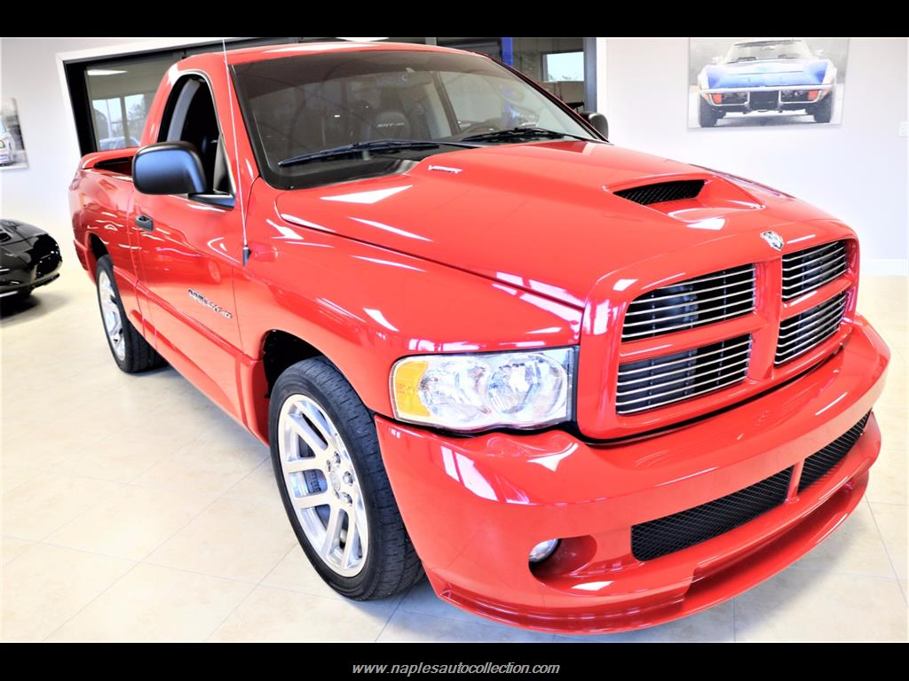 2004 Dodge Ram Pickup 1500 SRT-10 2dr Regular Cab - Photo 5 - Fort Myers, FL 33967