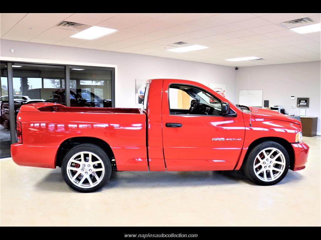 2004 Dodge Ram Pickup 1500 SRT-10 2dr Regular Cab - Photo 6 - Fort Myers, FL 33967