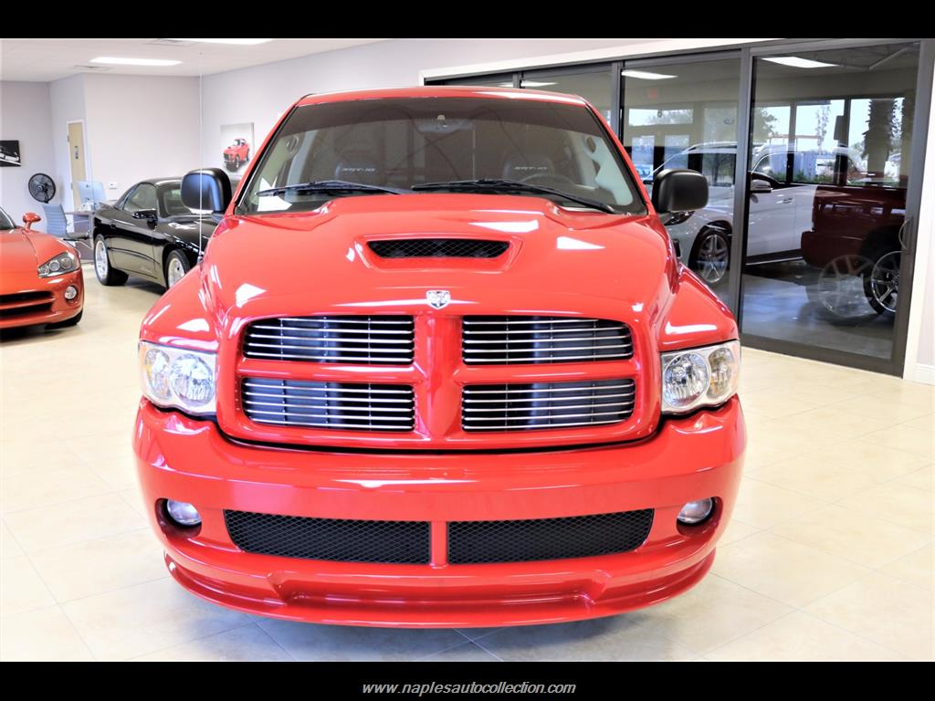 2004 Dodge Ram Pickup 1500 SRT-10 2dr Regular Cab - Photo 4 - Fort Myers, FL 33967