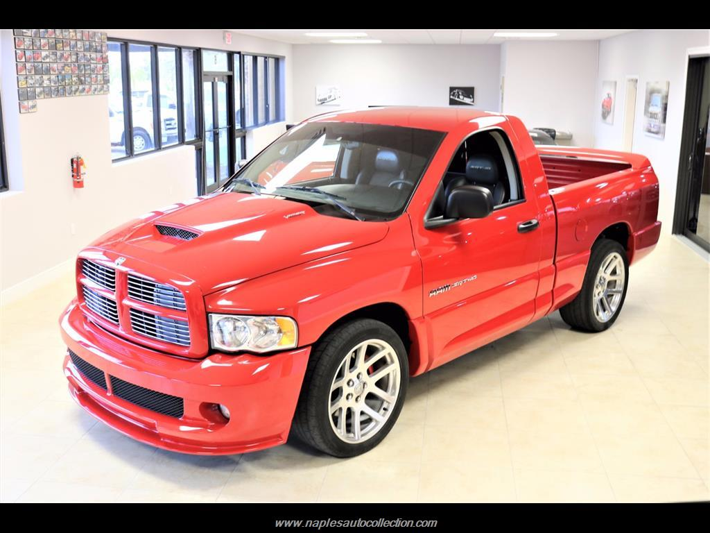 2004 Dodge Ram Pickup 1500 SRT-10 2dr Regular Cab - Photo 1 - Fort Myers, FL 33967