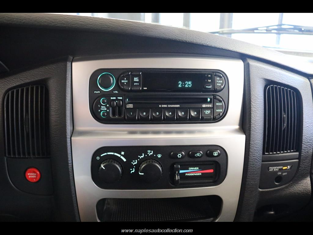 2004 Dodge Ram Pickup 1500 SRT-10 2dr Regular Cab - Photo 23 - Fort Myers, FL 33967