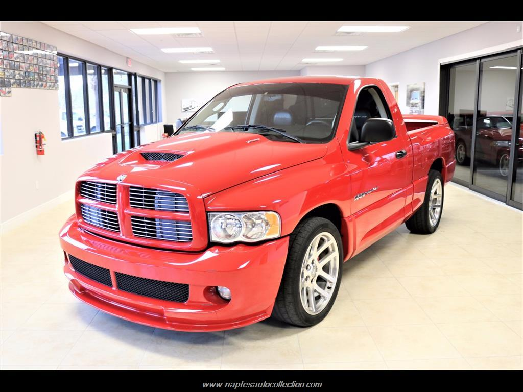 2004 Dodge Ram Pickup 1500 SRT-10 2dr Regular Cab - Photo 3 - Fort Myers, FL 33967