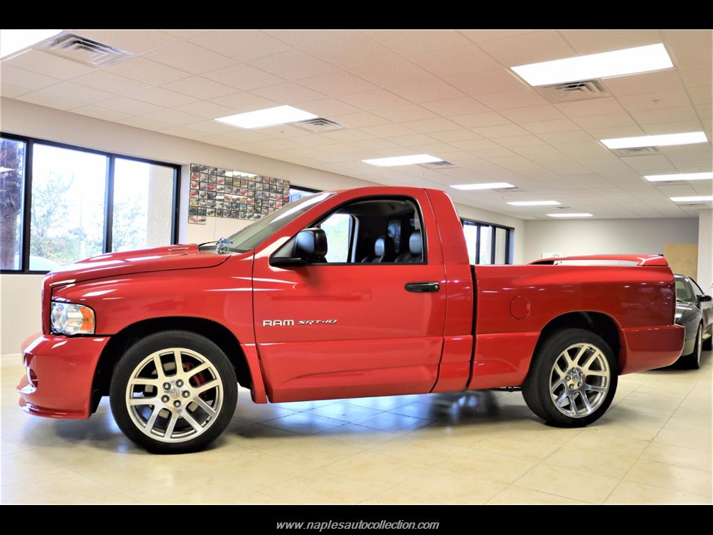 2004 Dodge Ram Pickup 1500 SRT-10 2dr Regular Cab - Photo 11 - Fort Myers, FL 33967