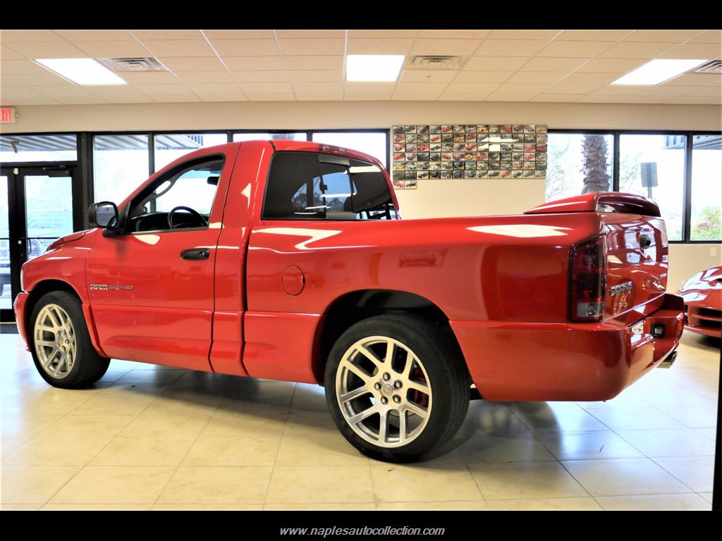 2004 Dodge Ram Pickup 1500 SRT-10 2dr Regular Cab - Photo 10 - Fort Myers, FL 33967
